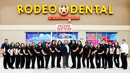 Dentist And Orthodontics Weslaco Rodeo Dental