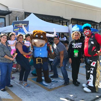 Party Events for Families Rodeo Dental