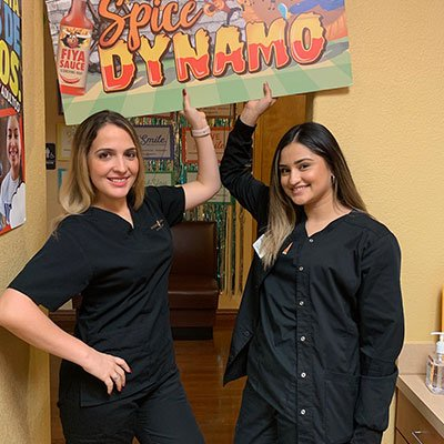 Spice Dynamo In Fort Worth Rodeo Dental Amp Orthodontics