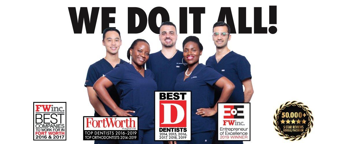 Award Winning Orthodontist San Benito Rodeo Dental