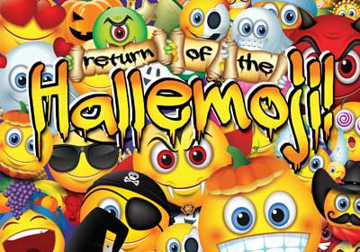 Return Of The Hallemoji Rodeo Dental Pop Spirit Celebration