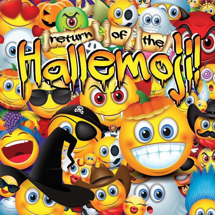 Return of the Hallemoji Pop Spirit Celebration