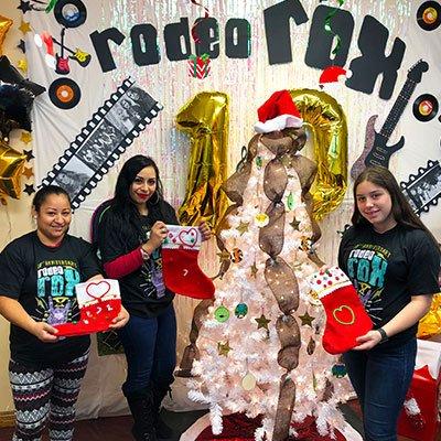 Jingle Rox in Rio Grande City!
