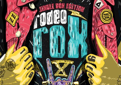 Jingle Rox Rodeo Dental Pop Spirit Celebration